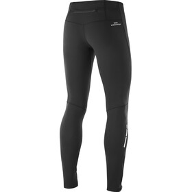 Salomon Trail Runner Collant Femme, black